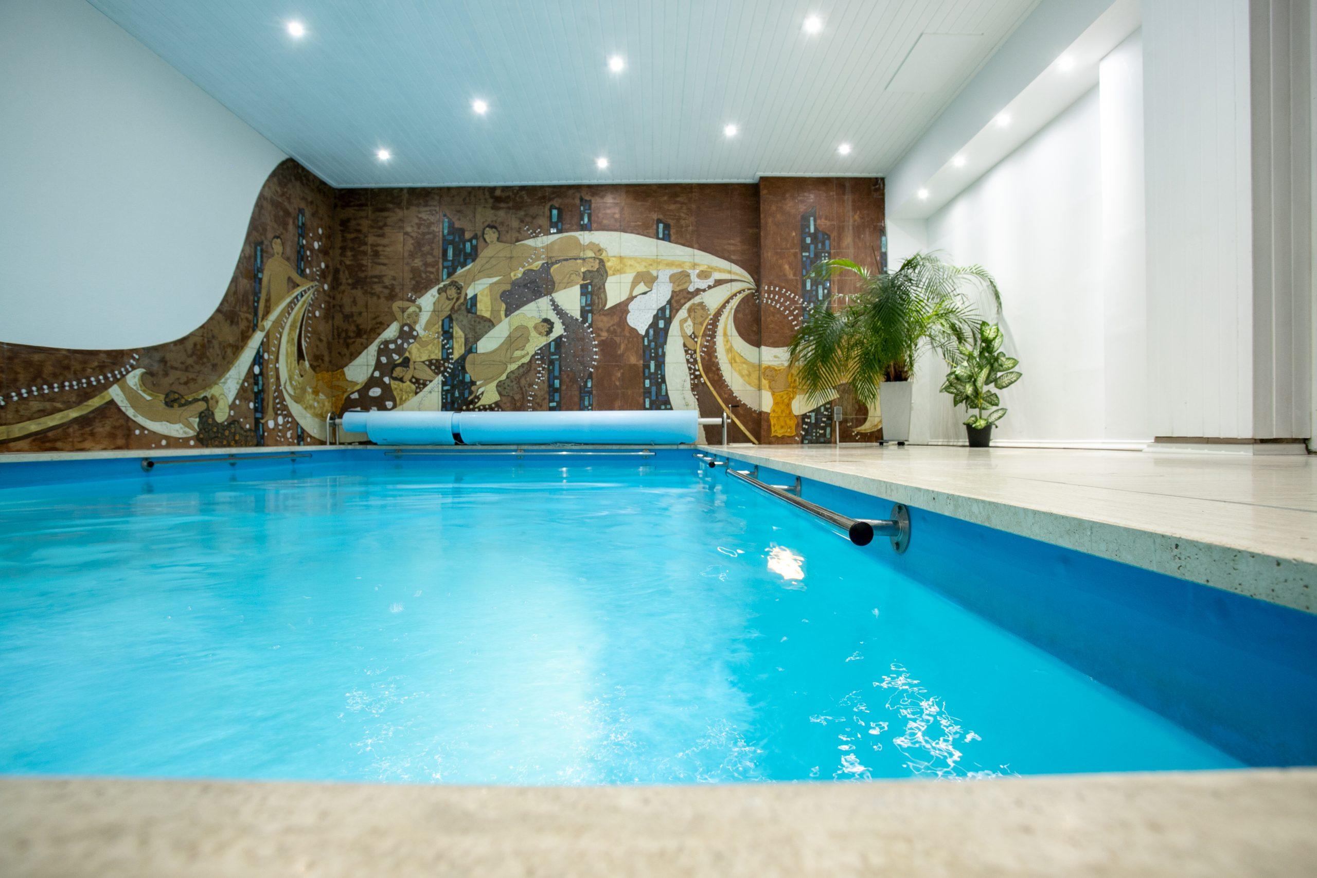 Schwimmbad im ACTIVIVER Meckenheim